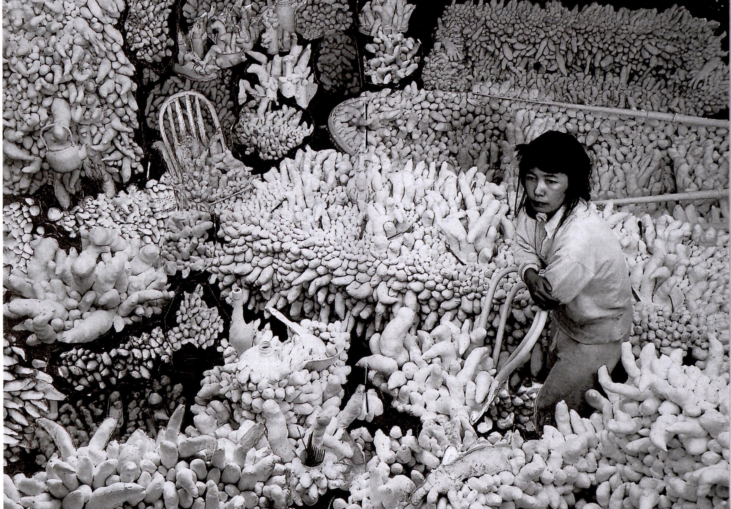Best Art Exhibitions Of 2012 No 8 Yayoi Kusama At Tate